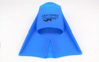 Wholesale Silicone Diving Fins Swiming Training Equipment Swim Flippers Small Medium Large Kingsale