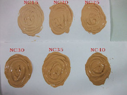 Wholesale High quality HOT Foundation Liquid ML SPF15 FREE GIFT