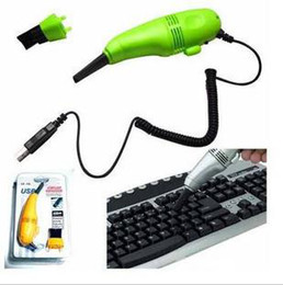 Wholesale USB notebook Computer Laptop mini keyboard vacuum cleaner with Clamshell packaging