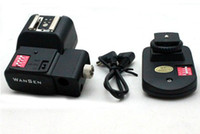 Wholesale Hot PT NE Channels Wireless Flash Trigger Receivers for Canon Nikon Pentax piece