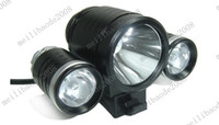 Wholesale 1pcs I86 Lumen Mode x CREE XM L T6 LED Bicycle Bike HeadLight Head Lamp Light Headlamp W