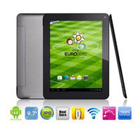 Wholesale 9 Inch Android Tablet PC Ramos W22PRO Amlogic Cortex A9 Dual Core GHz GB GB WiFi HDMI