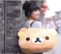 Wholesale Rilakkuma Bear Hand Bag Tote Bag Christmas Gift Novelty Toy shipping