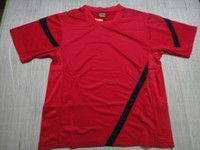 Wholesale 2012 Basic Football Soccer Jerseys Uniforms Kit Or Set Unbranded Without Logo Red Can Mixed Order