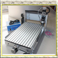 Wholesale 110V CNC Desktop Router Machine Drilling Cutting Machine Made In Chiina