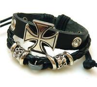 ancient roman - Explosion models of ancient Roman cross personalized jewelry male bracelets