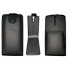 Black PU Leather Flip Case Cover FOR Sony Ericsson Xperia S LT26i ARC HD 50pcs lot