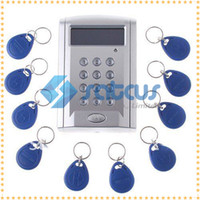 Wholesale RFID access controler Door Access Control System Support online hardware controlling
