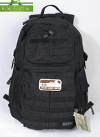 Wholesale Outdoor Bag Military Outdoor Camping Backpack Travelling Bag Black