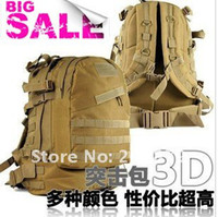 Wholesale 3D MOLLE system Outdoor Campling Backpack L Tactical Military Backpack Bag