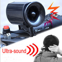 siren electronic horn - Bicycle horn Sounds Black Bicycle Electronic Bell Alarm Siren Horn Loud Speaker