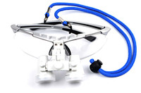 Wholesale Dentist Dental Surgical Medical Binocular Loupes X mm Optical Glass Loupe sliver