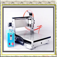 Wholesale 110V CNC Metal Engraving Milling Drilling Machine with W water cooling spindle