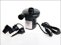 Wholesale hot sales DC V Pa Electric Air Pump L min for Air Mattress Inflatable Boat
