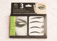 Wholesale 2012 new hot eyeliner eye liner Smoky tattoo Sticker fssd