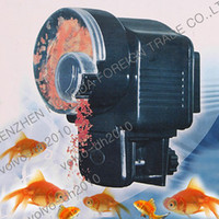 fish feeder - Automatic Fish Tank Food Feeder Timer Aquarium H4159