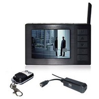 Wholesale 2 GHz wireless mini DVR with wireless hidden spy camera