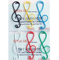 Wholesale 2013 Discount price notes style office supplies stationery paper clip iron classified folder color