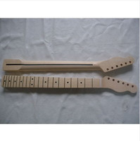 Wholesale New china Unfinished electric guitar neck maple pcslot in stock