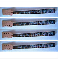 Wholesale 1pcslot best Newest china high quality Unfinished electric guitar neck in stock