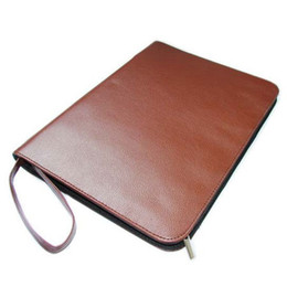 Wholesale 48 Fountain Or Roller Ball Pen Case New Antique Brown New and Improved