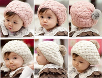 Girl baby hat designs - Hot Selling Pieces New Fashion High Quality Design Baby Hat