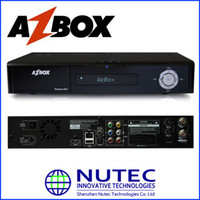 Wholesale AZbox Premium HD Plus Digital Satellite Receiver with DVB S2 Tuner