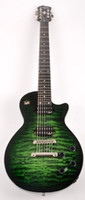 6 Strings baritone guitar - best Newest china Tribal Green Baritone Scale Electric Guitar in stock