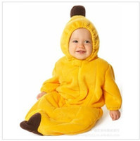 Cold Weather banana shapes - Children cute banana shape sleeping bag banana sleeping bag dandys