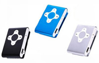 500pcs mini clip mp3 metal clip mp3 player music player+ 500p...
