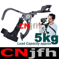 Wholesale Shoulder Pad Stabilizer Support For Camcorder And Video Camera Hands Free Support DSL Bracket Rig