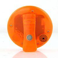 Wholesale 10pcs Mini Digital Cooking Kitchen Countdown Timer Alarm Purple Time Round blue orange random