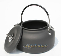 Wholesale Best Aluminum Coffee Teapot Kettle L For Outdoor Camping Hiking amp Survival