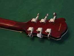 Wholesale best Newest china Aria Pro Hollow Body Electric Guitar in stock