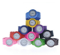 Wholesale Best price Watches colorful Silicone factory sell Free EMS colorful mix Cheap HX0026