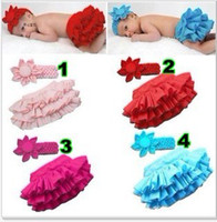 Wholesale tutu fluffy ruffles skirts Lovely headdress flower children s skirt virgin suit