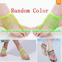 Wholesale Lady Sexy Lime Fishnet Ankle Socks Stockings Lingerie short nets sock mixed colors retail package