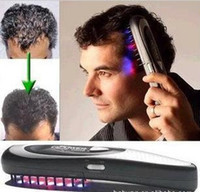 laser comb hair - Power Grow Laser Comb Kit Regrow Hair Loss Therapy Cure VIA CHINA POST AIR