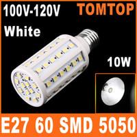 Wholesale 1080LM White Light E27 W SMD LED Bulb Corn Lamp Energy Saving V V Lighting H8437W