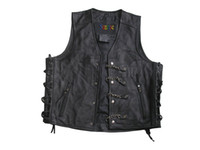 Wholesale Men s Leather Vest