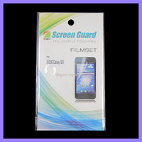 Wholesale 500pcs LCD Clear Film Guard Screen Protector for Samsung Galaxy S3 SIII i9300 Screen protector