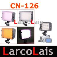 Wholesale Hot Sale CN LED Video Light for Camera DV Camcorder Lighting K for Nikon