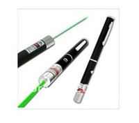 Wholesale Brand New mw nm Green Beam Remote Pen Star Projector