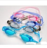Swimming Goggles Over Glasses