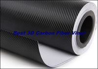 Wholesale 127cmx30cm Multipurpose D Carbon Fiber Vinyl Film For Car Parts