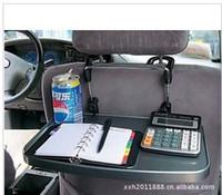 suministros de automóviles escritorio portátil bebidas estante computadora del coche bandeja de mesa plegable mesa de la venta envío libre superior
