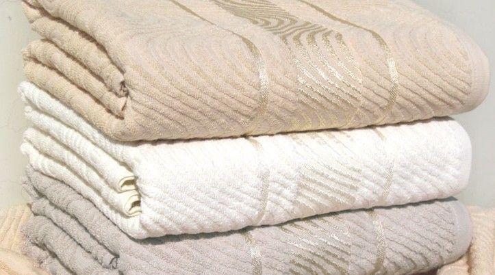 New White Bath Towels Microcotton Luxury Bath Towel Beach ...