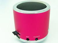 Wholesale KAIDAER KD MN02 Multimedia Mini Speaker Music Micro SD Card FM Radio Speaker Loudspeaker