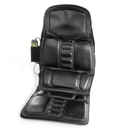 Wholesale KED leather computer chair massage cushion car seat massage