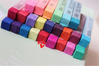 Wholesale Hot Selling Colors Hair Color Chalk Temporary Hair Color Chalk Bug Rub Soft Fencai Bar Chalk
